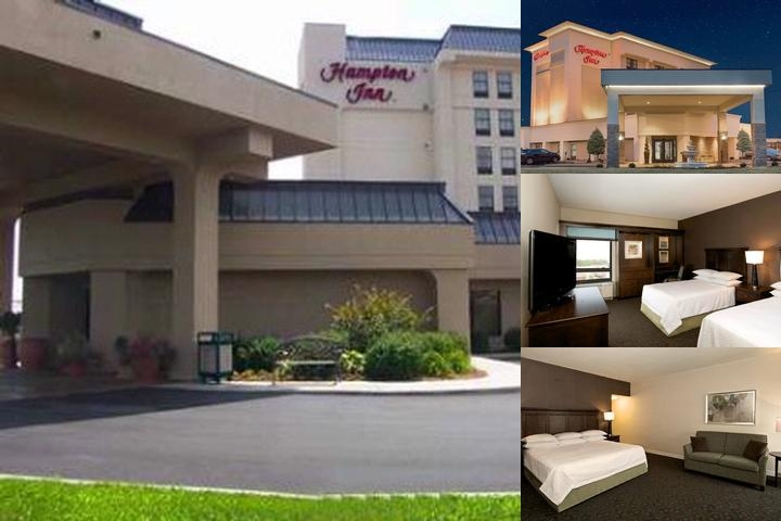 Hampton Inn Terre Haute photo collage