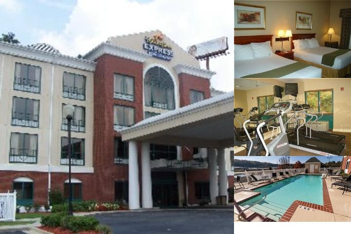 Holiday Inn Express Irondale photo collage