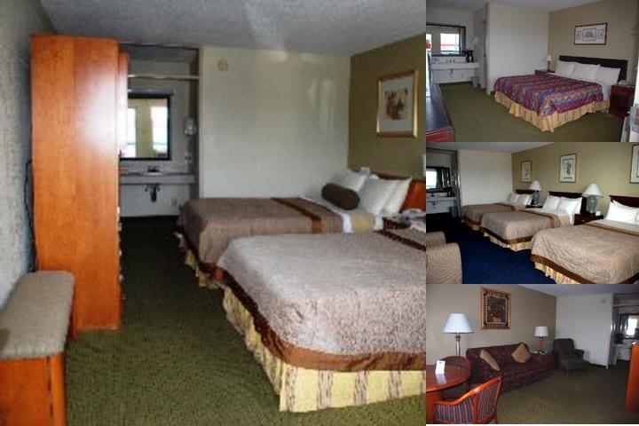 Days Inn & Suites Lookout Mountain / Downtown photo collage