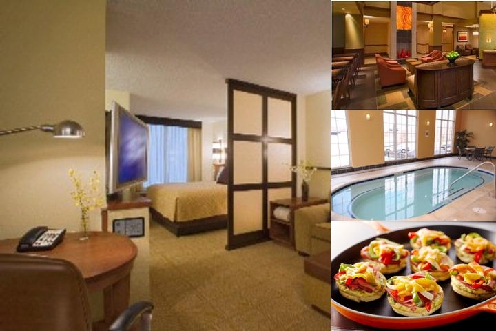 Hyatt Place Milford photo collage