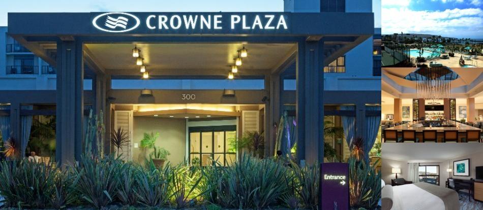 Crowne Plaza Redondo Beach Photo Collage