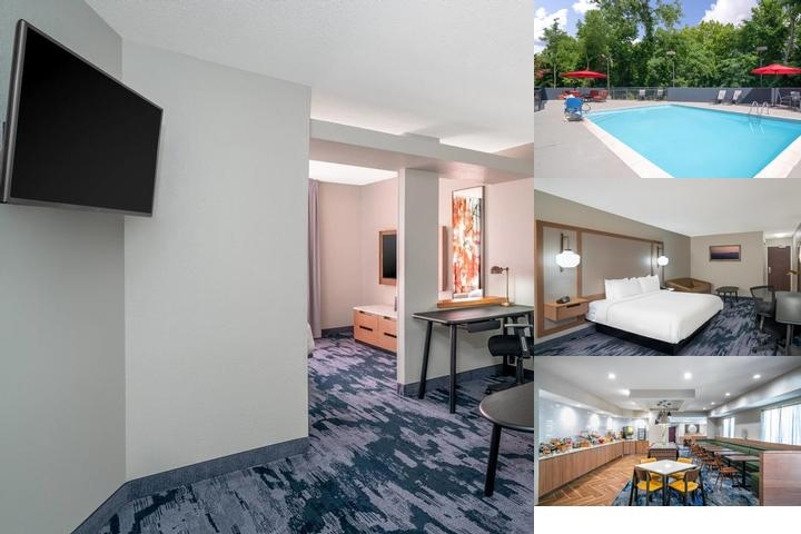 Fairfield Inn & Suites by Marriott Memphis photo collage