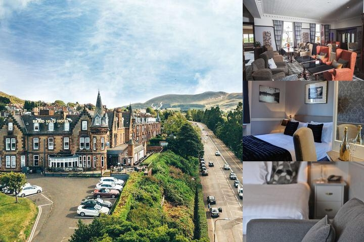 Best Western Edinburgh South Braid Hills Hotel photo collage