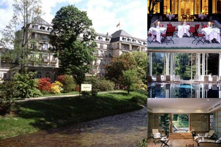 Brenners Park Hotel & Spa photo collage