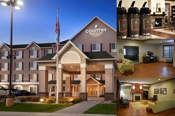 Country Inn & Suites by Carlson Northwood Ia photo collage