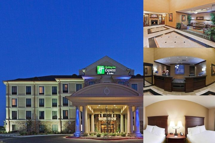 Holiday Inn Express & Suites Poteau photo collage