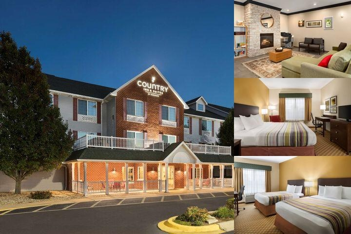 Country Inn & Suites by Radisson Manteno Il photo collage