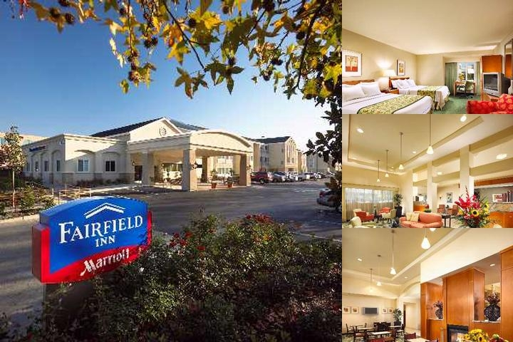 Fairfield Inn Sacramento Cal Expo photo collage