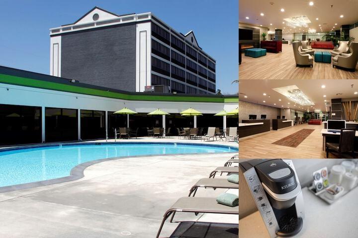 Radisson Hotel Oakland Airport Oakland Ca 8400 Edes 94621