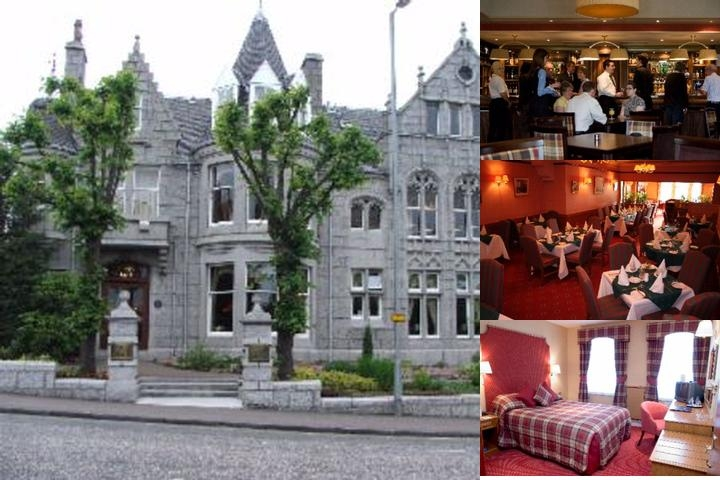 The Atholl Hotel photo collage