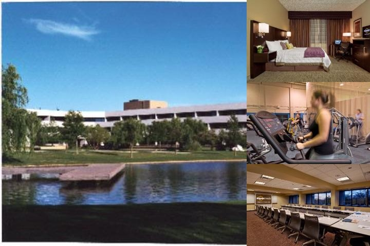 Thryv Hotel & Conference Center photo collage