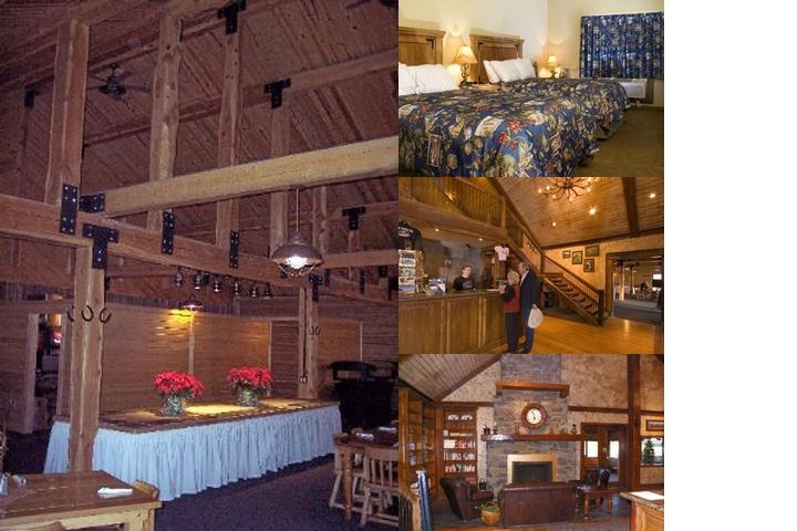 Elk View Inn photo collage