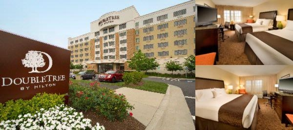 Doubletree by Hilton Sterling Dulles Airport photo collage