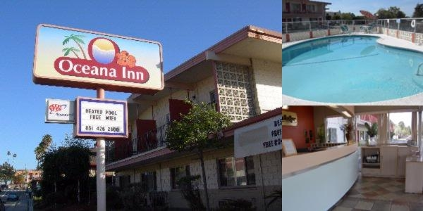 Oceana Inn photo collage