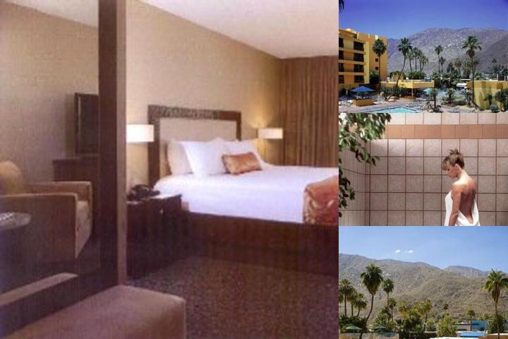 Spa Resort Casino photo collage