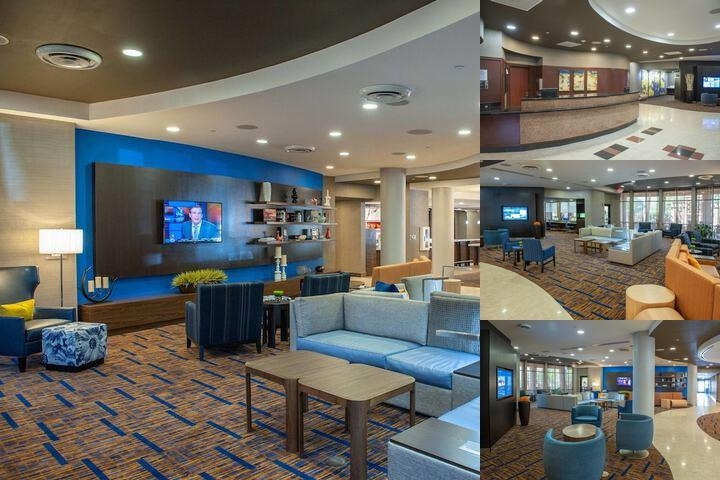 Courtyard Marriott Pensacola Downtown photo collage