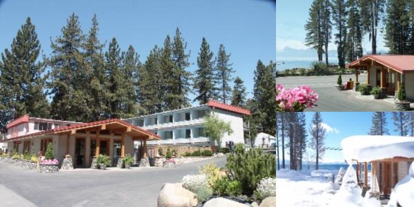Firelite Lodge photo collage