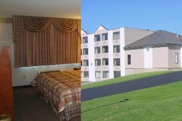 Comfort Inn Waterville Me photo collage