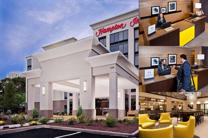 Hampton Inn Shelton photo collage