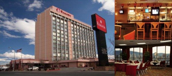 Ramada Reno Hotel & Casino photo collage