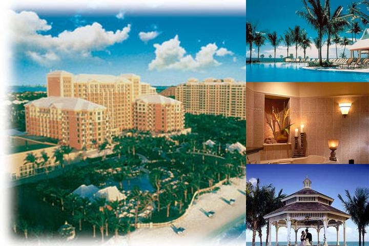 Ritz Carlton Key Biscayne photo collage