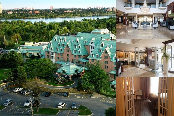Doubletree by Hilton Gatineau Ottawa photo collage