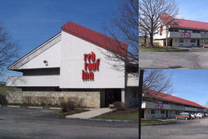Red Roof Inn Toledo Holland photo collage