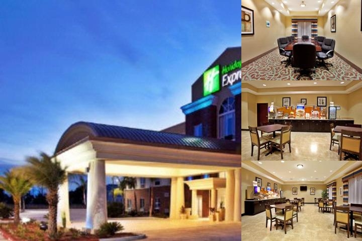 Holiday Inn Express Eunice photo collage