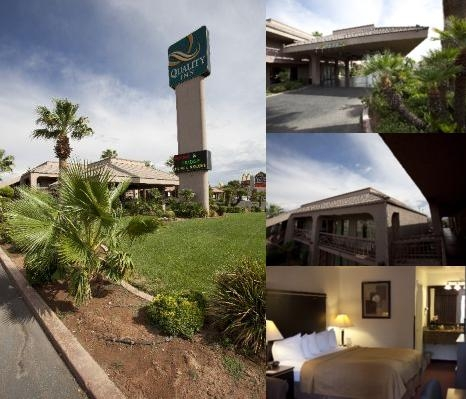 Quality Inn South Bluff St. George photo collage