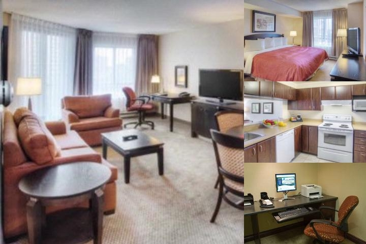 Les Suites Hotel Ottawa photo collage