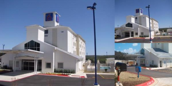 Motel 6 Marble Falls photo collage