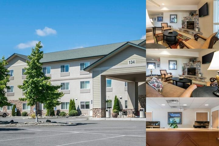 Sequim Quality Inn & Suites photo collage