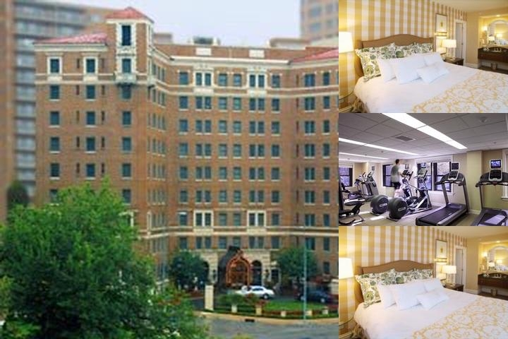The Raphael Hotel Autograph Collection photo collage