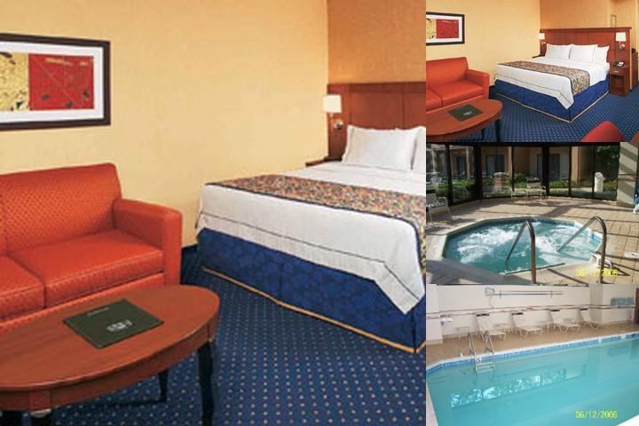 Courtyard by Marriott BWI Airport photo collage