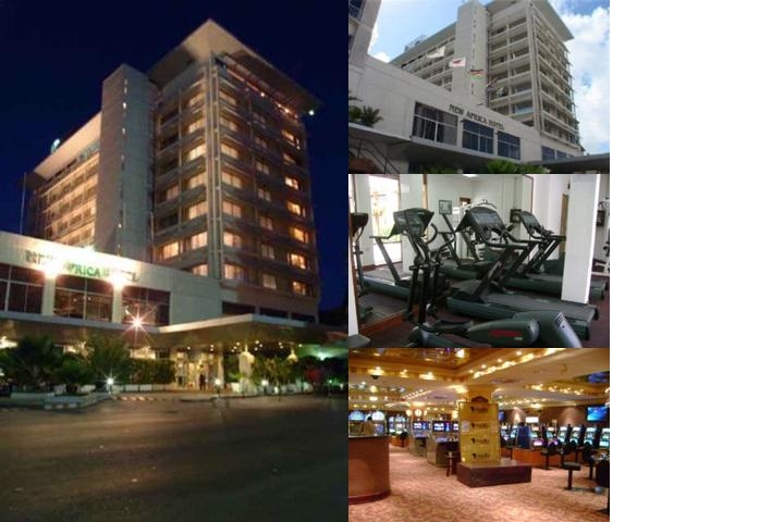 New Africa Hotel photo collage