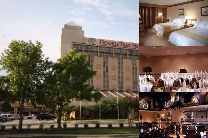Doubletreeby Hilton Dallas / Richardson photo collage