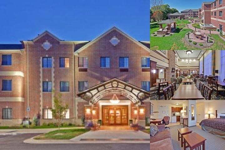Staybridge Suites Indianapolis Carmel photo collage