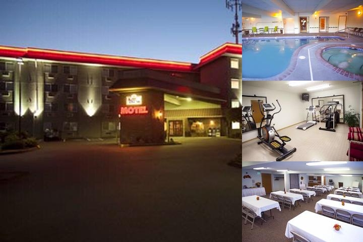 King Oscar Motel Lacey photo collage