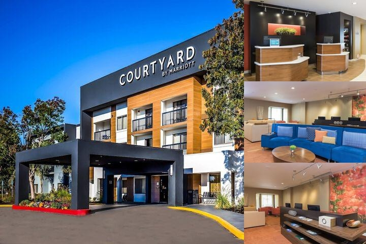 Courtyard by Marriott Livermore photo collage