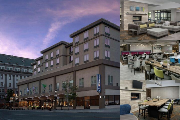 Hilton Garden Inn Yakima photo collage