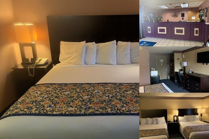 Lincoln Inn Express Hotel & Suites photo collage