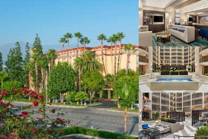 Embassy Suites Hotel Arcadia photo collage