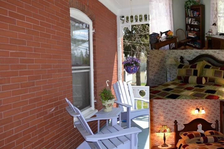 Cheney House Bed & Breakfast photo collage