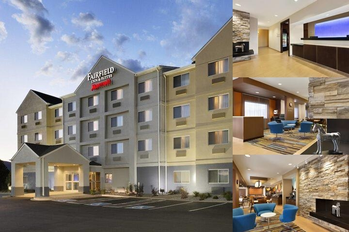 Fairfield Inn by Marriott Air Force Academy photo collage
