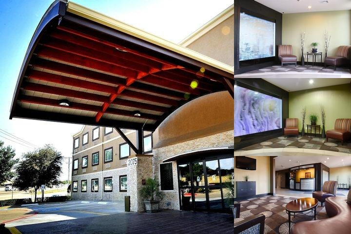 Best Western Plus Arlington North Hotel Suites Photo Collage