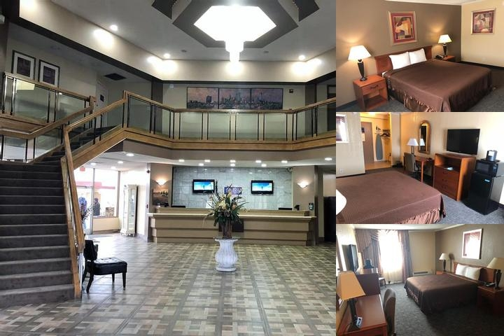 Hotel Trinity Innsuites photo collage