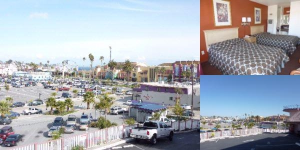 Paradise Inn by The Beach photo collage