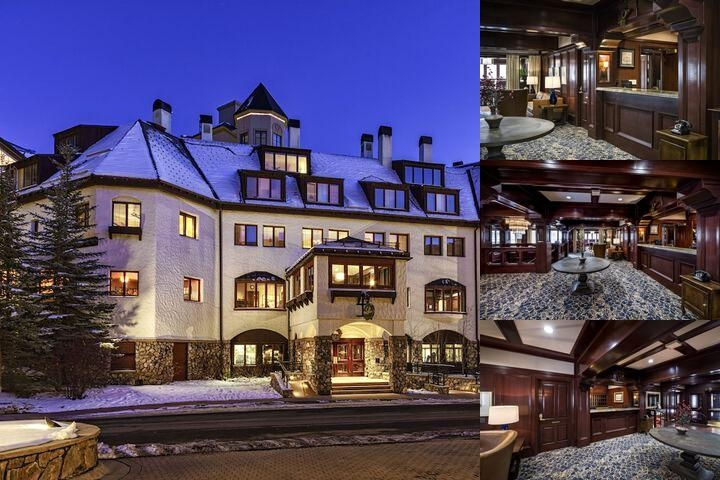 Poste Montane Lodge photo collage