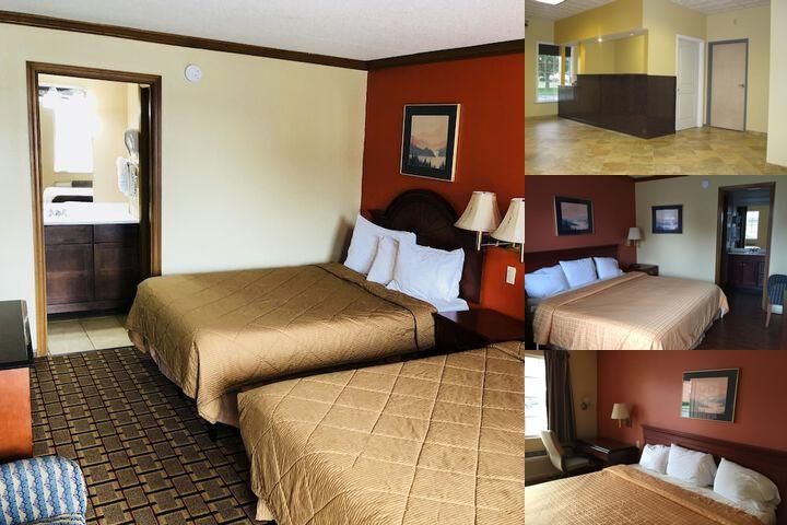 Budget Inn Toledo Maumee photo collage