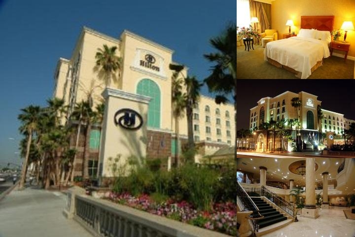 Hilton Los Angeles / San Gabriel photo collage